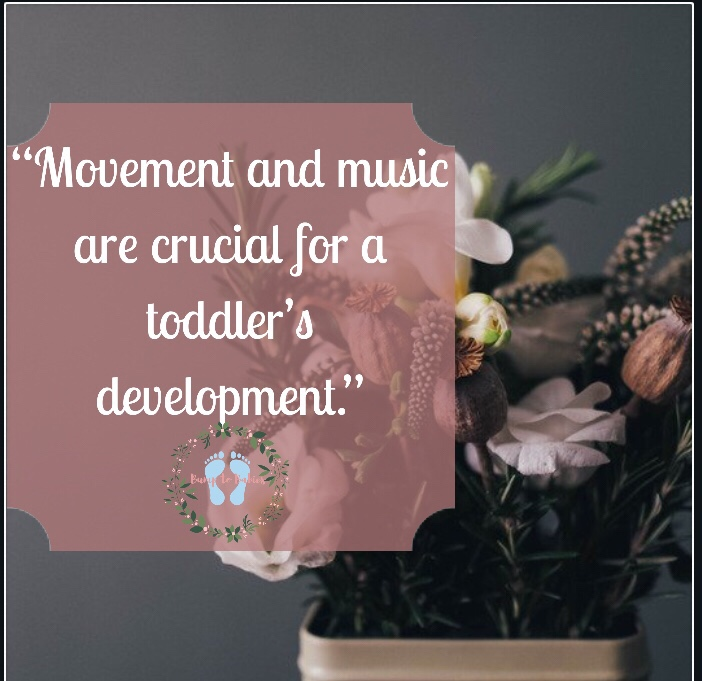 Toddlers and Music🎶