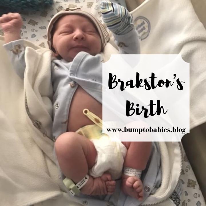 Brakston's Birth